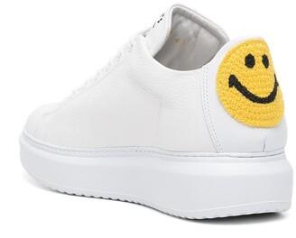 Joshua Sanders Smiley Detail Sneakers