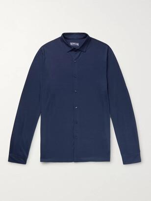 Vilebrequin Calandre Tencel Shirt