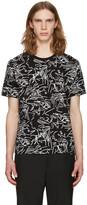 Kenzo Black Sketches T-Shirt