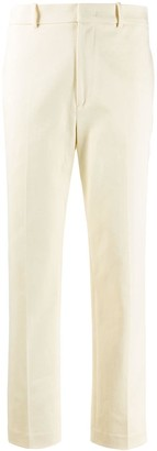 Joseph Mid-Rise Tailored Trousers