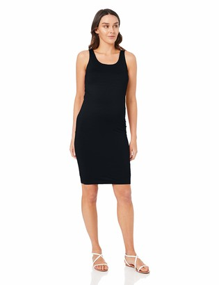 Ripe Maternity Women's Lena Scoop Neck Casual Night Out Dress