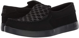 DC Villian 2 (Black) Men's Shoes