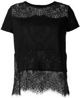 Philipp Plein lace T-shirt