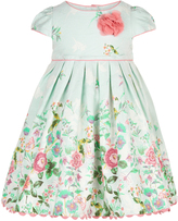 Monsoon Baby Primavera Border Dress
