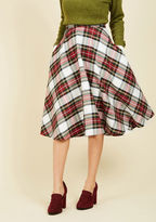 Hell Bunny Keep the Classics Coming Midi Skirt in XL