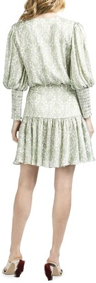 Sachin + Babi Samarah Toile-Print Mini Dress