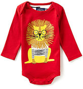 Joules Baby Boys Newborn-12 Months Baby Snazzy Lion Screen Print Bodysuit