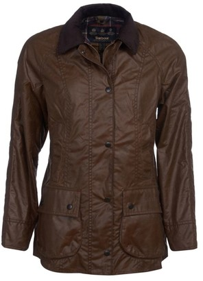 Barbour Waxed Beadnell Jacket