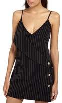 Missguided Women's Buttonside Romper