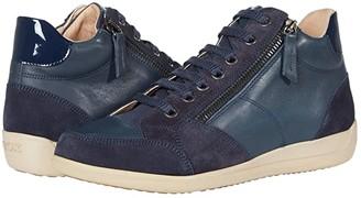 Geox Myria 96 (Navy) Women's Shoes