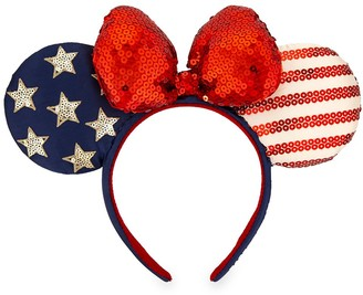 Disney Minnie Mouse Americana Ear Headband