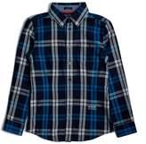 GUESS Plaid Shirt (8-20)