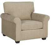 BEIGE Specht Armchair Darby Home Co Fabric