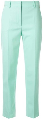 Emilio Pucci Cropped Tailored Trousers