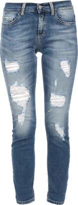 Frankie Morello Denim pants - Item 42776820ML