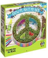 Creativity For Kids GROW Plant a Peace Garden Set