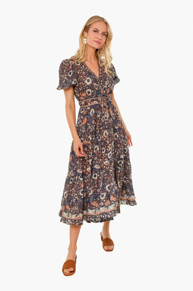 Ulla Johnson Obsidian Margot Dress