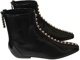J.W.Anderson Black Patent leather Ankle boots