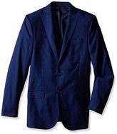 J. Lindeberg Men's Hopper Suit Dressed Wool Blazer