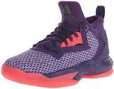 adidas D Lillard 2 J Shoe (Big Kid)