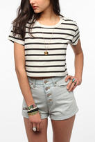 Truly Madly Deeply Mineralized Super-Cropped Tee