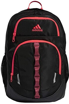 adidas Prime V Backpack (Jersey Legacy Green/Black) Backpack Bags