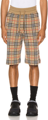 Burberry Casual Shorts in Archive Beige | FWRD