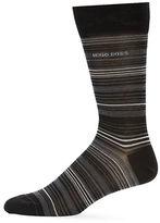 HUGO BOSS RS Design US Thin Striped Crew Socks