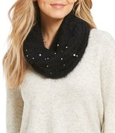 Betsey Johnson Pearl Crazy Snood