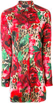 Philipp Plein Venezian Tennè shirt dress