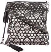 Saint Laurent Monogramme Stud-Embellished Crossbody Bag