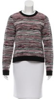 Rag & Bone Patterned Crew Neck Sweater