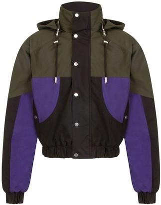 1x1studio Waxed Cotton Ski Jacket