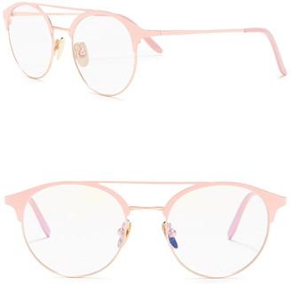 Diff Eyewear Lexi 51mm Blue Light Blocking Glasses