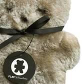 Pegged Flatoutbear Sheepskin Teddy Bear Baby Size