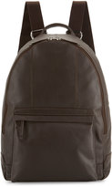 Cole Haan Pebbled Leather Backpack, Chocolate
