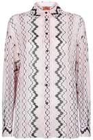 Missoni Knitted Wave Shirt