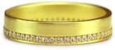Ila Benson 14K Gold Diamond Bangle
