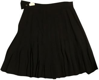 Sportmax Black Skirt for Women