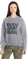 Obey Women's War Pigs Fleece Sweater