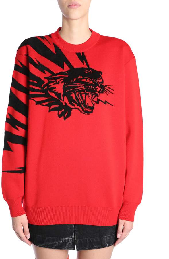 Givenchy Flying Cat Jumper