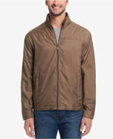 Weatherproof Men's Perforated Full-Zip Moto Jacket