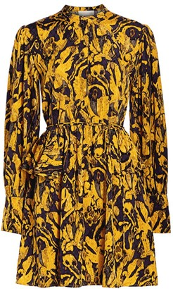 Stine Goya Aida Lenita Print Dress