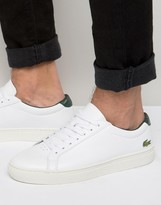 Lacoste L.12.12 Leather Court Sneakers