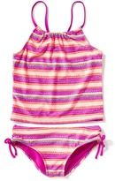 Old Navy Ruched Tankini for Girls