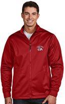 Antigua Men's Fresno State Bulldogs Waterproof Golf Jacket