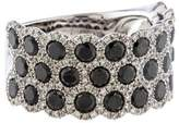 Ring Diamond Polka Dot Band