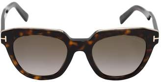 Tom Ford Round Pantograph Sunglasses