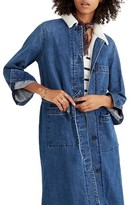 Madewell Women's Denim Duster Coat