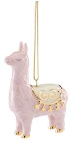 Lenox Llama Ornament